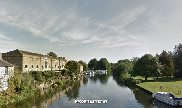 Bags of 'human remains' found in Suffolk river