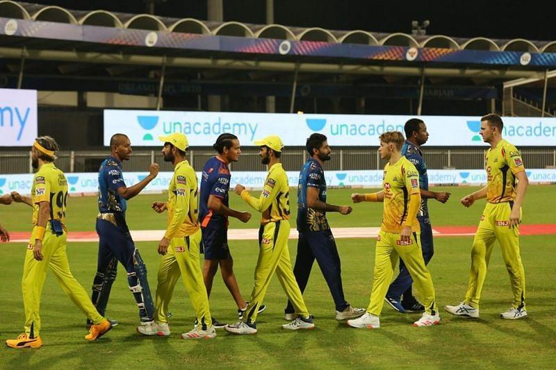 CSK received a drubbing at the hands of MI in yesterday's encounter [P/C: iplt20.com]