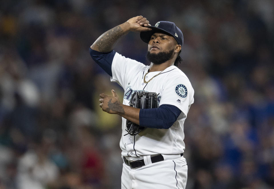 Yes, the Mariners' run differential really is that bad. (AP)