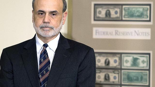Federal Reserve Expects to Keep Interest Rates Low Through Mid-2015