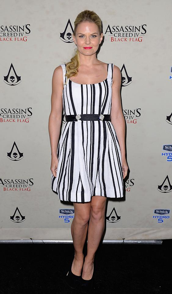 SAN DIEGO, CA - JULY 19:  Actress Jennifer Morrison attends Schick Hydro and Assassin's Creed IV Black Flag VIP Event Aboard The Jackdaw Ship during Comic Con on July 19, 2013 in San Diego, California.  (Photo by Mark Davis/Getty Images for Schick Hydro)