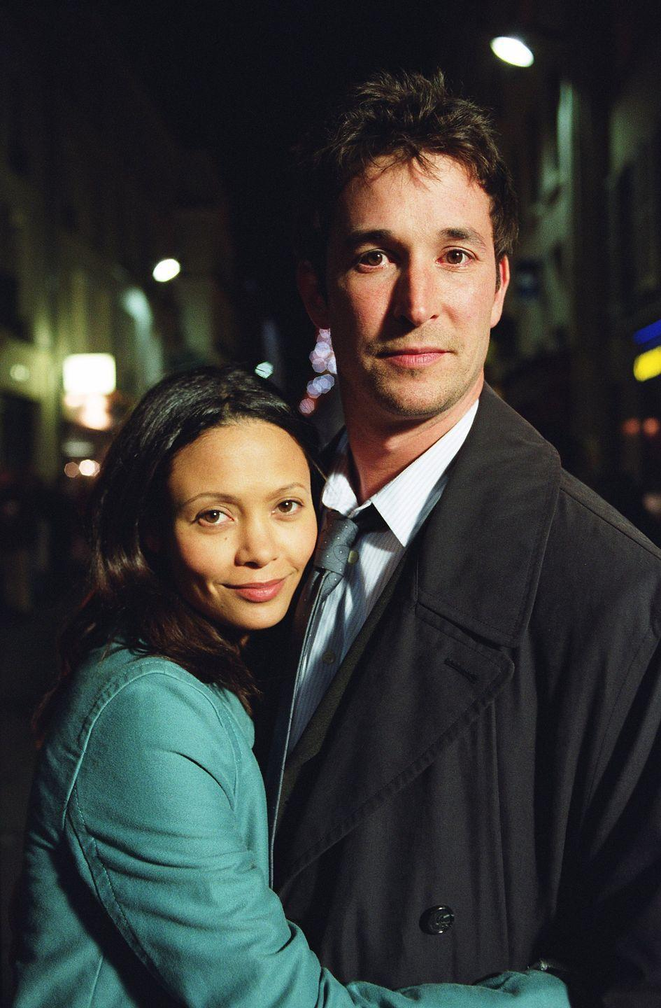 """<p>Thandie Newton's reoccurring role on <em>ER </em>marked her <a href=""""https://www.chicagotribune.com/news/ct-xpm-2003-11-20-0311210071-story.html"""" rel=""""nofollow noopener"""" target=""""_blank"""" data-ylk=""""slk:first appearance on a U.S. series"""" class=""""link rapid-noclick-resp"""">first appearance on a U.S. series</a>. The <em>Westworld </em>actress played Makemba Likasu, an administrator in the Democratic Republic of Congo's health ministry and love interest for Dr. John Carter (Noah Wyle). </p>"""