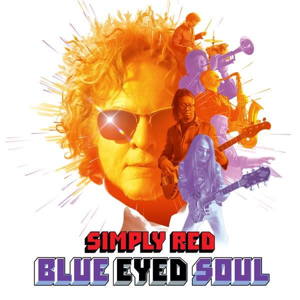 Review: Simply Red back to '70s basics on 'Blue Eyed Soul'