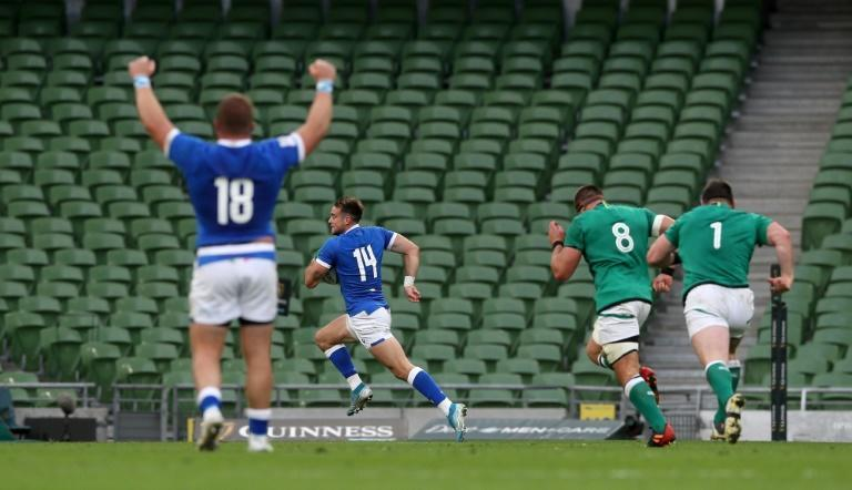 Ireland coach Andy Farrell was not especially concerned his side were sloppy at the beginning of the second-half of the 50-17 Six Nations win over Italy saying games do not always go to plan
