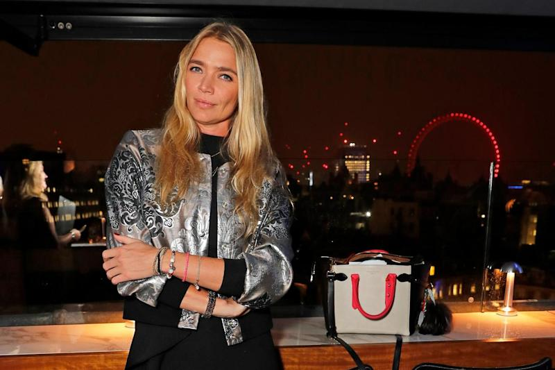 Jodie Kidd attends the launch of The Trafalgar St. James in the hotel's spectacular new rooftop bar: Dave Benett/Getty Images for The Trafalgar St. James