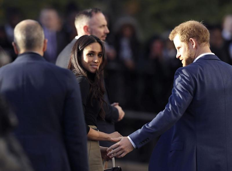According to sources, Prince Harry would prefer for his future wife to be protected by a female guard, like his sister-in-law Kate Middleton. Photo: Getty Images