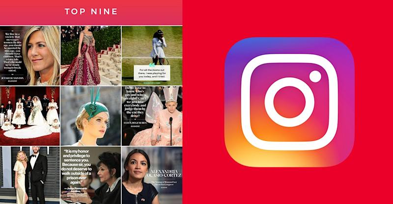 'Best Nine' Instagram 2019: How to See Your Top Posts