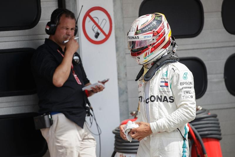 Hamilton retakes F1 lead with 'miracle' victory