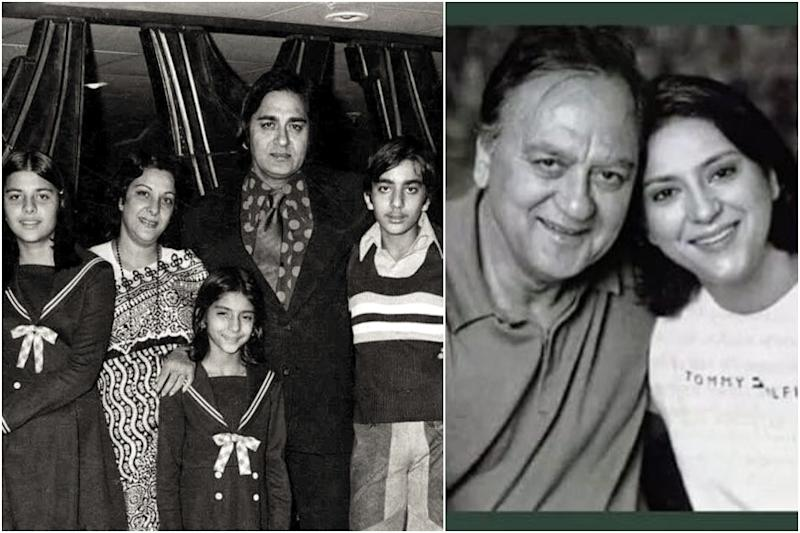 Sanjay Dutt Remembers Father Sunil Dutt with Throwback Picture on Death Anniversary