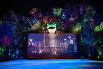 Entertainment returns to Wynn Las Vegas with the new Lake of Dreams, the only show to debut this fall anywhere on The Strip. Photo credit: Eric Jamison