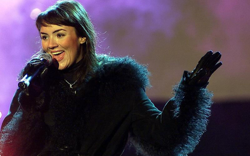 Perfect moment: McCutcheon launched a pop career in 1999 - Credit: Brian Smith