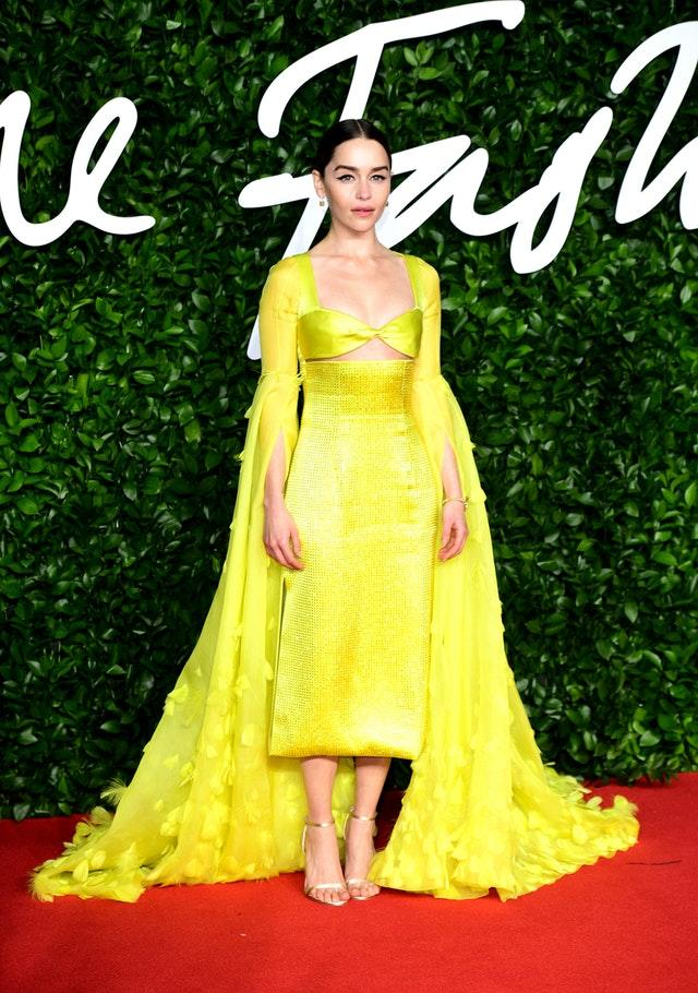 The Fashion Awards 2019 – London