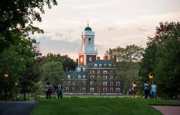 PHOTO: The campus of Harvard Business School and Harvard University, July 26, 2016 in Boston, Massachusetts. (Brooks Kraft/Getty Images)