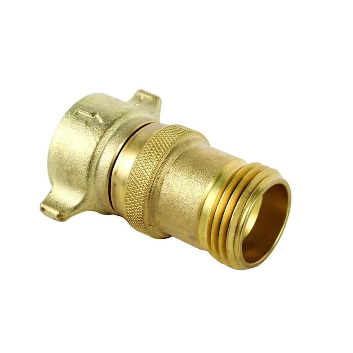 "We found this RV water pressure regulator for $9 at <a href=""https://fave.co/2Cm64A6"" rel=""nofollow noopener"" target=""_blank"" data-ylk=""slk:The Home Depot"" class=""link rapid-noclick-resp"">The Home Depot</a>."