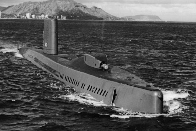 The Shocking Story of How the Navy Snatched A Dead Russian Submarine
