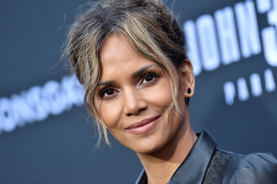 HOLLYWOOD, CALIFORNIA - MAY 15: Halle Berry attends the special screening of Lionsgate's