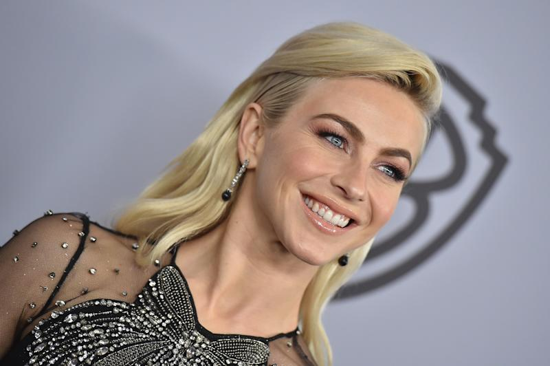 Actress Julianne Hough wasn't diagnosed withendometriosis until her 20s, but she lived with the condition for years before that. (Axelle/Bauer-Griffin via Getty Images)