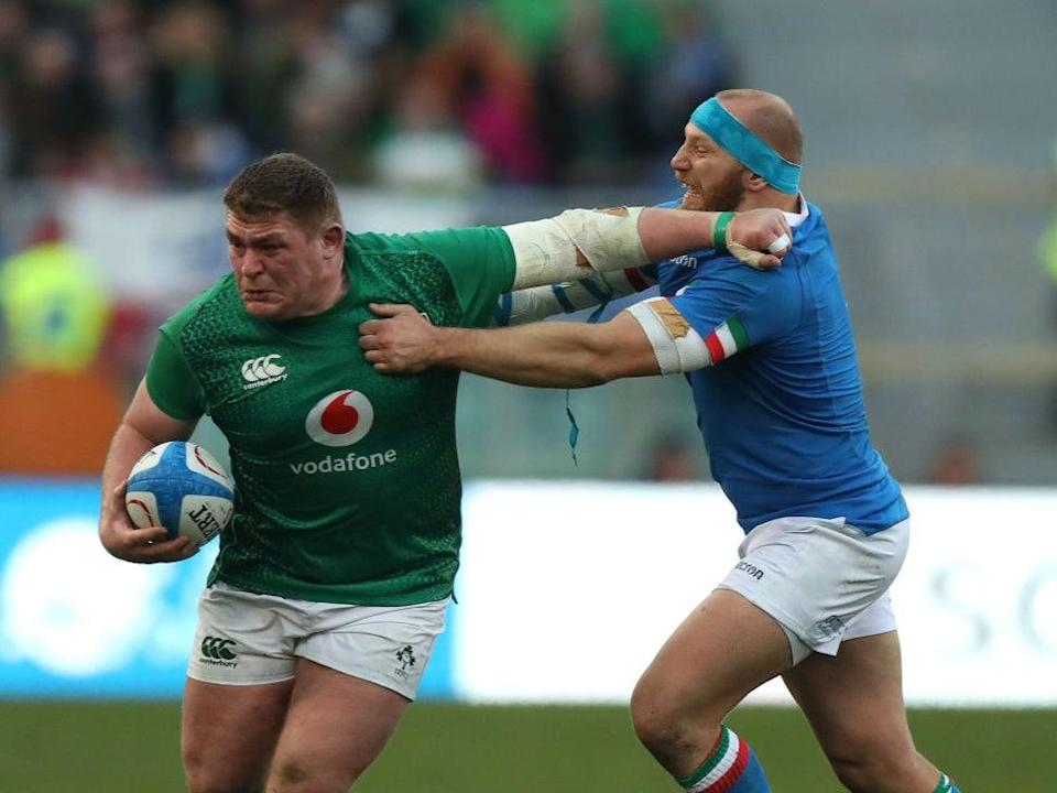 Ireland and Italy meet this weekend (Getty Images)