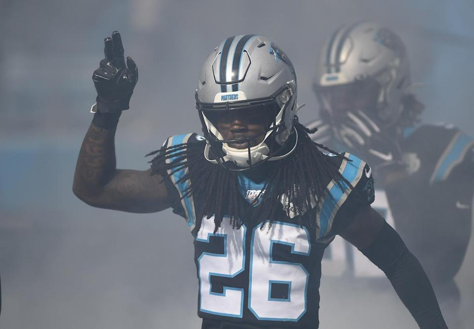 Donte Jackson Panthers