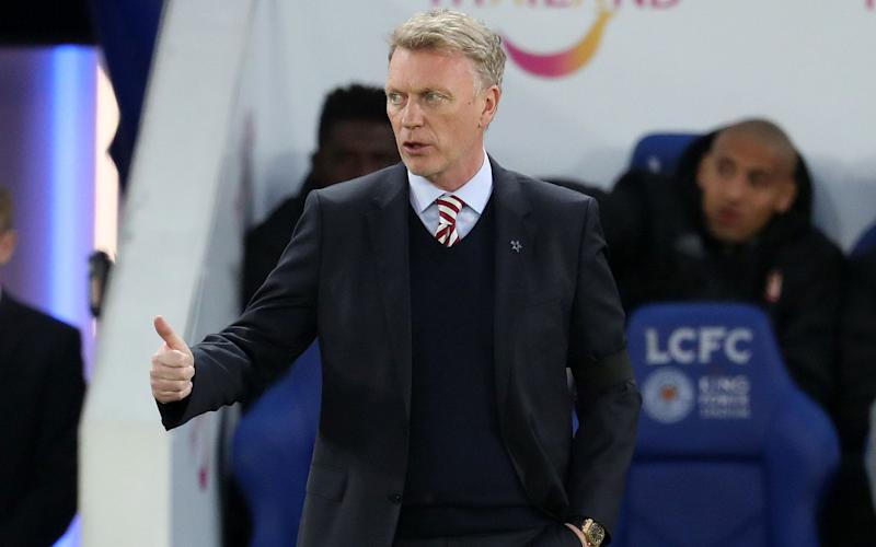 David Moyes is under increasing pressure  - PA