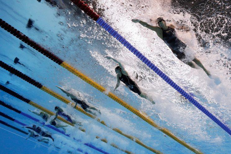 Could Rio\'s Olympic pool have given some swimmers an unfair edge?