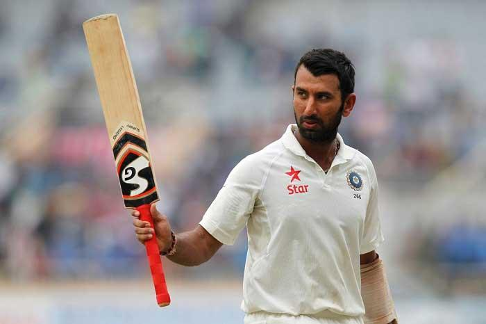 Pujara leaves Kohli behind to achieve career best ranking