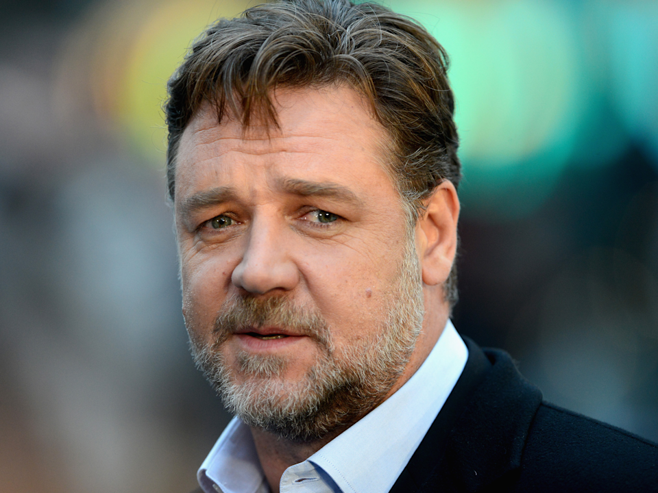Russell Crowe (Credit: Getty)