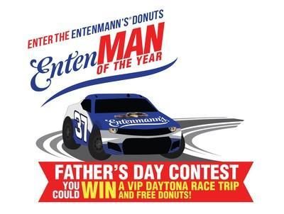 """""""EntenMAN of the Year"""" Father's Day Contest"""