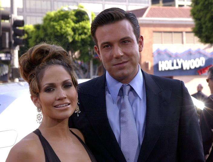 Ben Affleck and Jennifer Lopez Are Reportedly Hanging Out in Montana