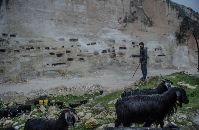 Several ancient empires have left their mark on the region, including thousands of caves that were inhabited as recently as the 1970s and are a major tourist draw