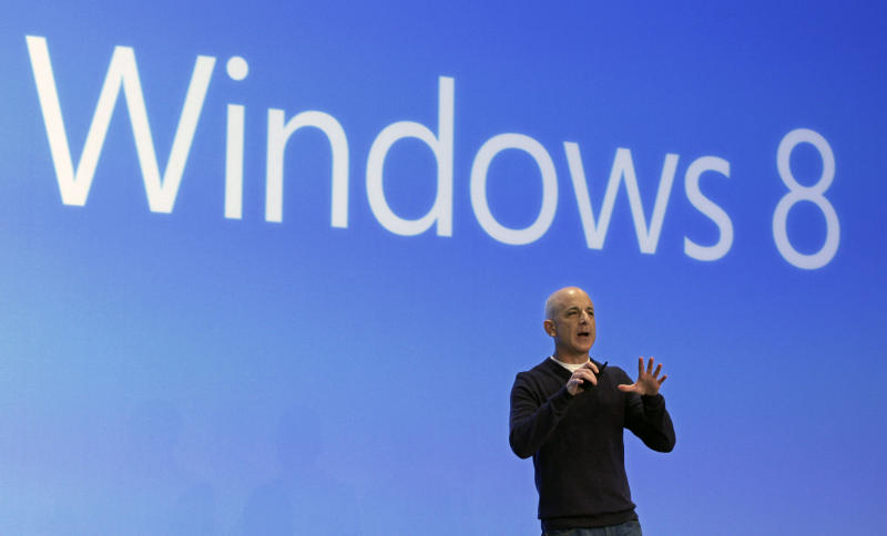 News Summary: Windows 8 event a subdued affair