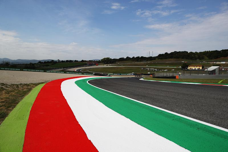 Mugello stages the ninth round of the Formula One season for the first time in its history (Getty)