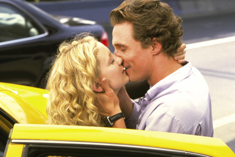 Kate Hudson and Matthew McConaughey in How to lose a guy in 10 days (Photo: Everett Collection)