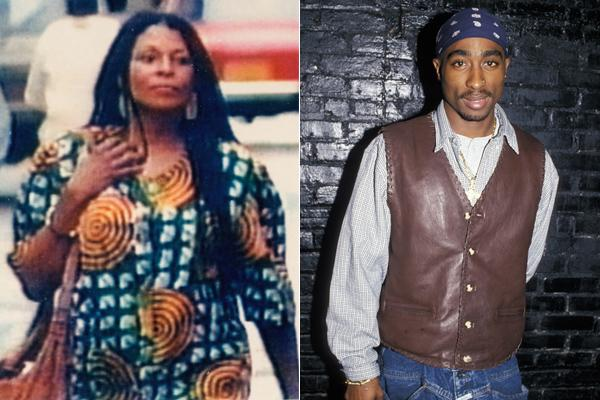 Tupac Shakur's Godmother Added to FBI Most-Wanted Terrorists List