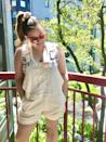 """<p><strong>The item:</strong> <span>Old Navy Off-White Jean Shortalls</span> (Sold Out)</p> <p><strong>What our editor said:</strong> """"Not only are they ridiculously comfy, they are also easier to wear when running errands or doing home improvements. I feel like I can move around in them without any restrictions. I also appreciate that they have tons of pockets (yay for not carrying a purse!) and the denim is soft, not rigid. They're available in sizes XS to XXL (I take the large, for reference) and the straps are adjustable. I just throw on a T-shirt or tank top underneath and I'm ready to go. I've even been using these overall shorts as a swimsuit cover-up sometimes."""" - MCW</p> <p>If you want to read more, here is the <a href=""""http://www.popsugar.com/fashion/most-comfortable-overall-shorts-47596470"""" class=""""link rapid-noclick-resp"""" rel=""""nofollow noopener"""" target=""""_blank"""" data-ylk=""""slk:complete review"""">complete review</a>.</p>"""