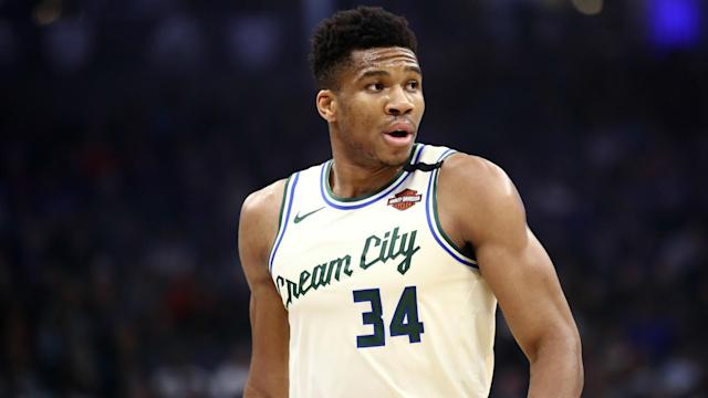 The Milwaukee Bucks are playing the Indiana Pacers without Giannis Antetokounmpo midweek.