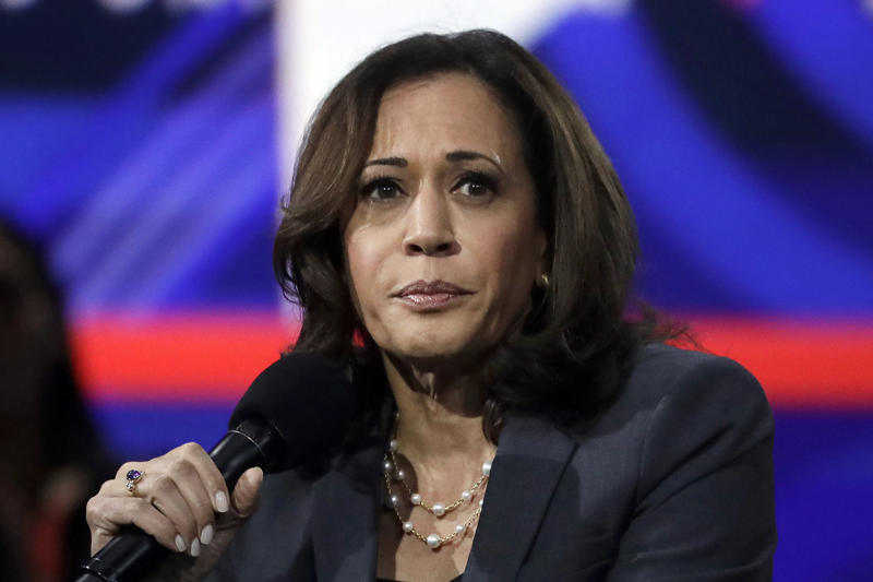 'It hurt': Women of color from rival campaigns lament Harris' exit