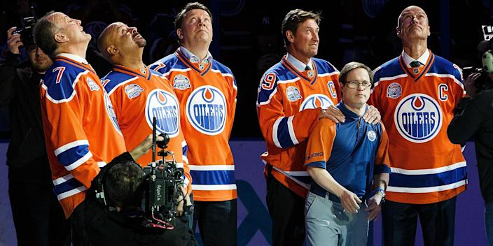 Vancouver Canucks v Edmonton Oilers (Codie McLachlan / Getty Images)