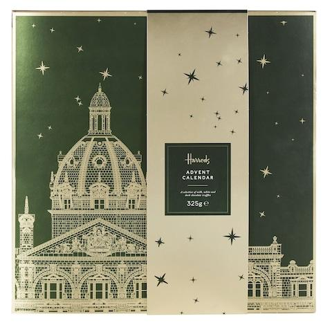 Harrods Truffle Selection Advent Calendar  - Credit: Harrods