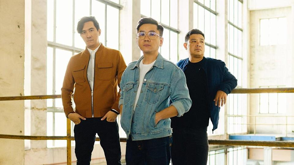 The band (William Lim Jr, Desmond Goh and Dave Tan) has put all their previous albums plus two new collections of songs online.