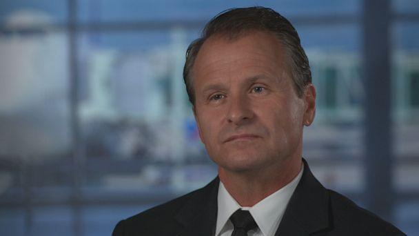 Capt. Dennis Tajer, an American Airlines 737 pilot and a spokesperson for the Allied Pilots Association, is seen here during an ABC News interview. (ABC News)