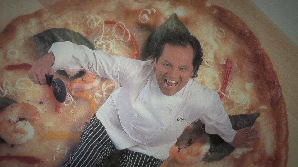 'Wolfgang' tells the story of renowned celebrity chef Wolfgang Puck. (Disney/Los Angeles Magazine)