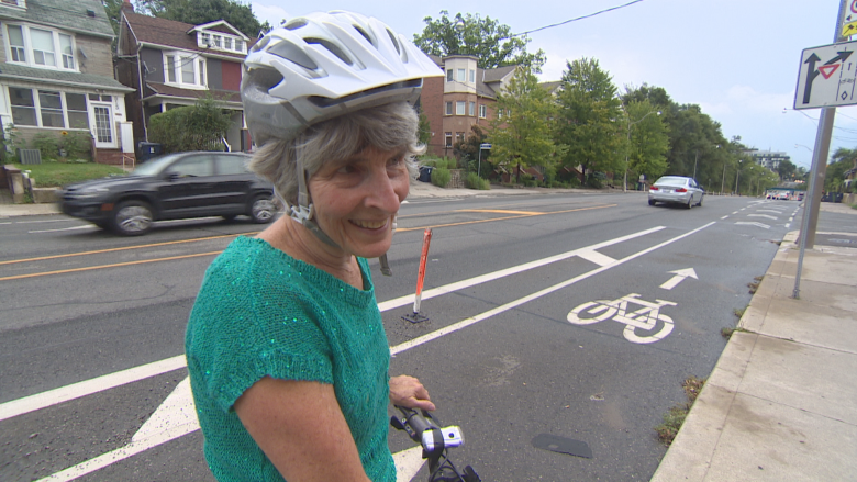 Number of cyclists more than doubles on Woodbine due to bike lanes