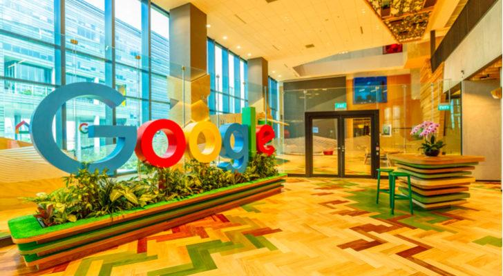Growth Stocks That Will Lead The Market Higher: Alphabet (GOOG)