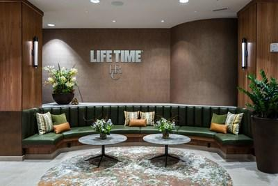 Life Time 23rd Street is now open in New York City's Flatiron district.