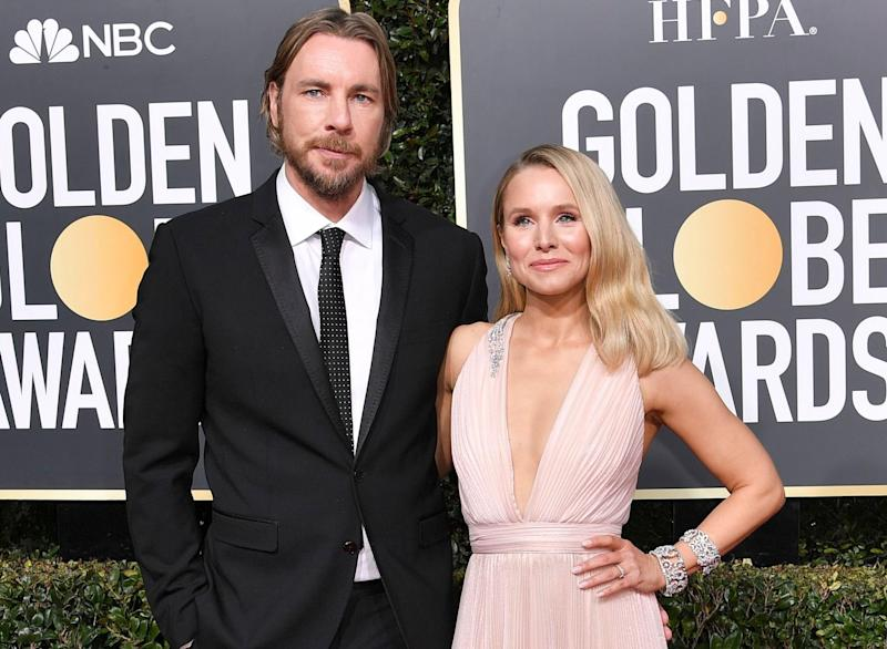 Dax Shepard and Kristen Bell waived their tenants' rent for a month to help them during the coronavirus pandemic: Rex