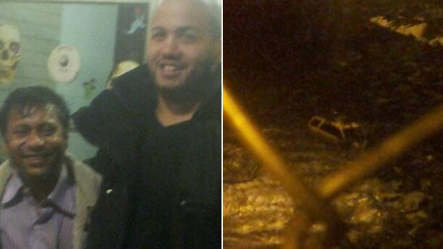 Man Saves Mystery Cabbie During Storm