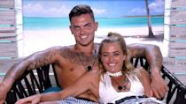 <p><strong>Relationship status: Mugged of</strong><strong>f</strong></p><p>Again, we didn't really see this relationship standing the test of time. But it's fine as Sam's been having a great time on Geordie Shore. A really mint time...</p>