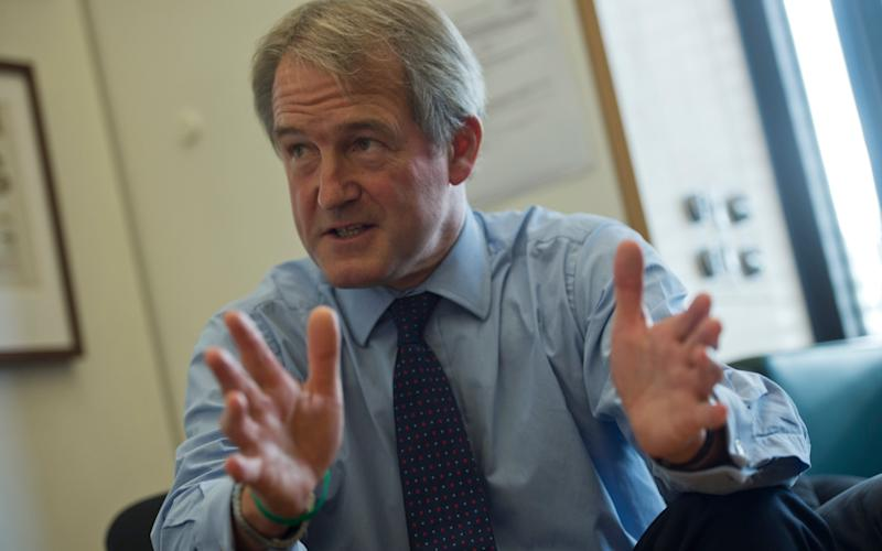 Owen Paterson MP - Credit: David Rose