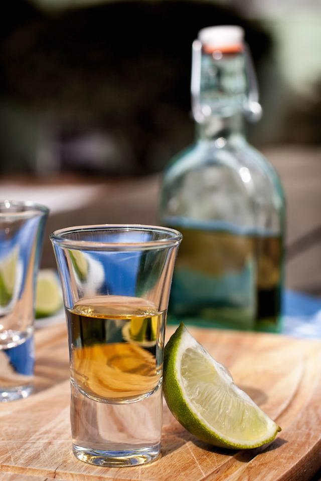 "<p><span>""Tequila has less sugar than most other alcoholic counterparts, so it's less likely to trigger inflammation and breakouts</span><span>,</span><span>"" </span><span>s</span><span>ays Dr Sam Bunting.</span><br></p><p>""Skip the salt, and there's less chance of a major <a rel=""nofollow"" href=""http://www.netdoctor.co.uk/healthy-living/wellbeing/how-to/a25863/12-ways-to-stop-a-hangover/"">hangover</a>. This is because tequila is a high-purity spirit and doesn't contain the congeners of darker spirits like whisky or rum.""</p><p>That being said, if you drink particularly high quantities of the stuff (or any drink, for that matter), your skin <em>and head</em> will suffer. Stick to the recommended alcohol intake, which you can learn more about <a rel=""nofollow"" href=""https://www.drinkaware.co.uk/alcohol-facts/alcoholic-drinks-units/alcohol-limits-unit-guidelines/"">here at Drink Aware</a>.</p>"